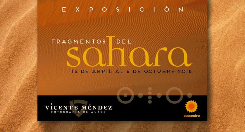 Exposición de Fotografía «Fragmentos del Sáhara»